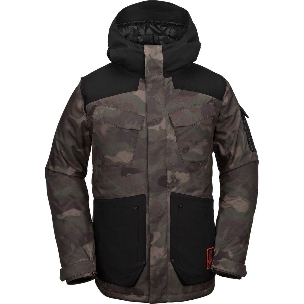 ボルコム Volcom メンズ スキー・スノーボード アウター【VCO Inferno Insulated Snowboard jacket 2019】Camouflage