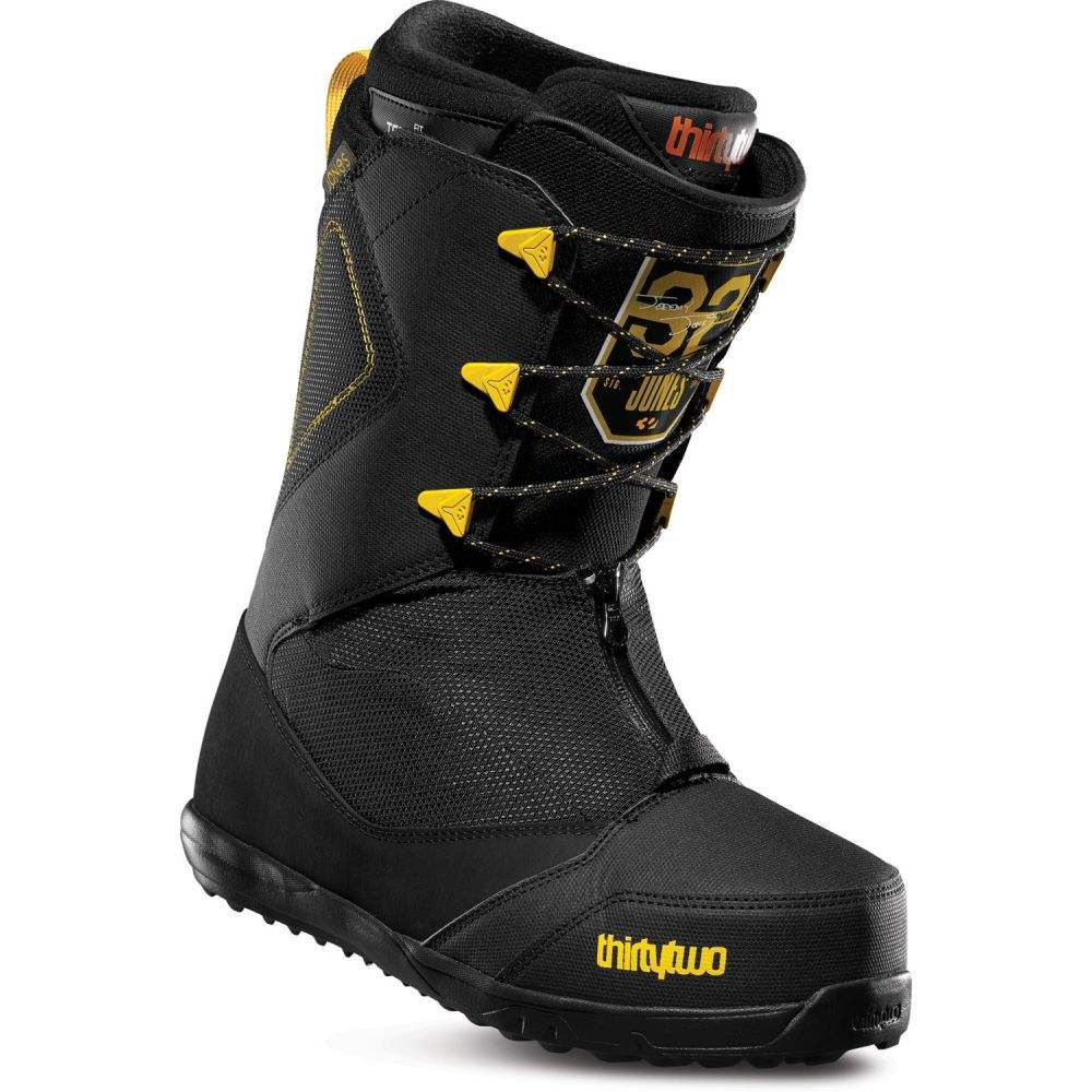 サーティーツー Thirty Two メンズ スキー -・スノーボード シューズ・靴【32 2019】Black/Yellow Snowboard - Zephyr Jones Snowboard Boots 2019】Black/Yellow, 大和村:f06f0f80 --- sunward.msk.ru