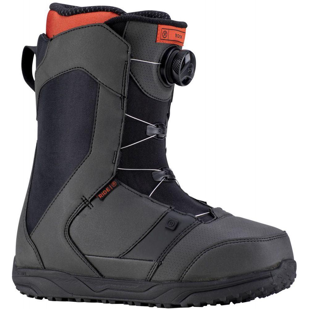 ライド Ride メンズ スキー・スノーボード シューズ・靴【Rook Snowboard Boots 2019】Black