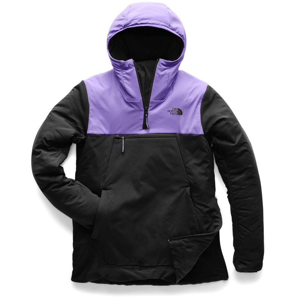 ザ ノースフェイス The North Face レディース スキー・スノーボード アウター【Vinny Ventrix Pullover Snowboard Jacket 2019】Dahilia Purple/Black