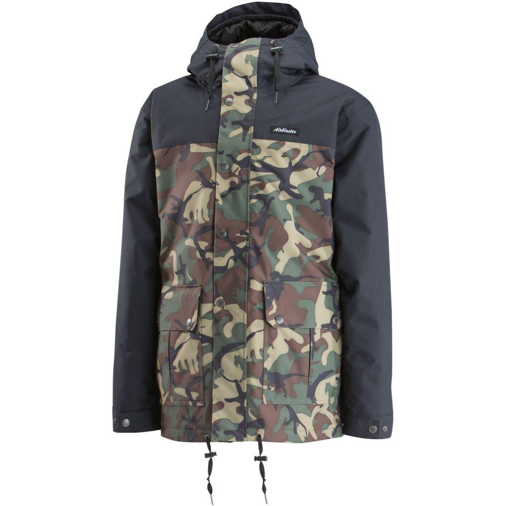 格安販売の エアブラスター Snowboard Airblaster メンズ スキー メンズ・スノーボード アウター【Grampy 2019】OG Snowboard Jacket 2019】OG Dinoflage, ニシメラソン:371781db --- konecti.dominiotemporario.com
