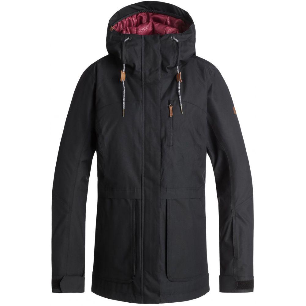 ロキシー Roxy レディース レディース スキー・スノーボード Roxy アウター Snowboard【Andie Snowboard Jacket 2019】True Black, 脱!八百屋宣言:36793efc --- sunward.msk.ru
