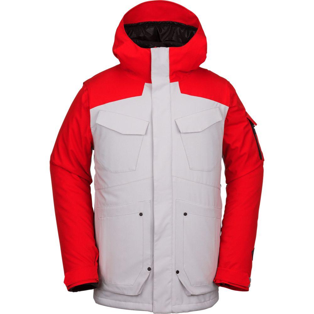ボルコム Volcom メンズ スキー・スノーボード アウター【VCO Inferno Insulated Snowboard jacket 2019】Slate Grey