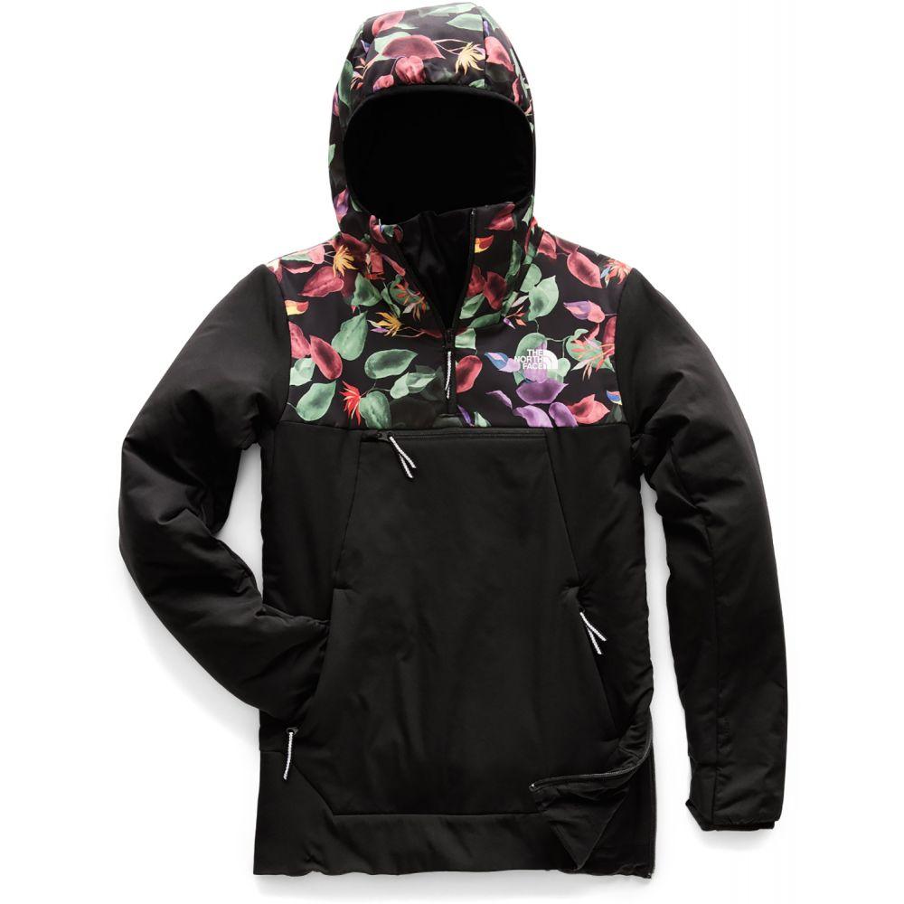 ザ ノースフェイス The North Face レディース スキー・スノーボード アウター【Vinny Ventrix Pullover Snowboard Jacket 2019】Black Toucan Print/Black