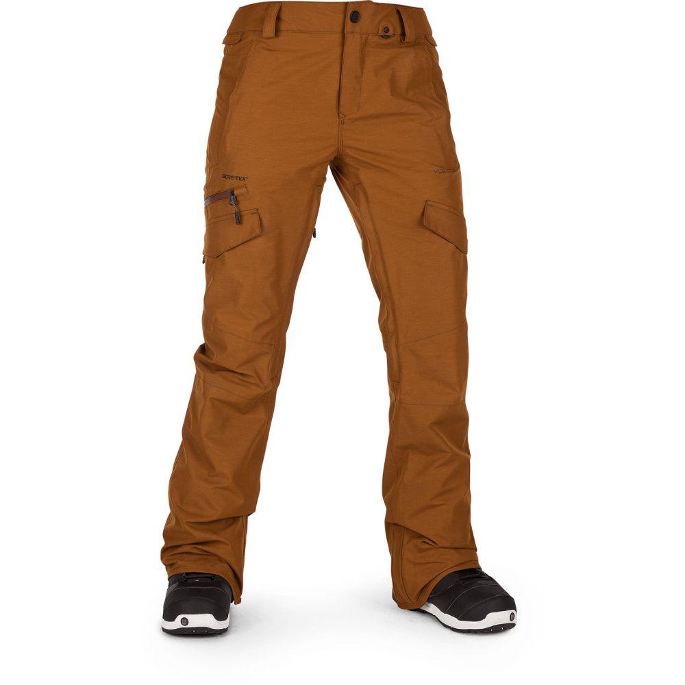 ボルコム Volcom レディース レディース スキー Volcom・スノーボード 2019】Copper ボトムス・パンツ【Aston Gore-Tex Snowboard Pants 2019】Copper, 【破格値下げ】:ed2b2b49 --- sunward.msk.ru