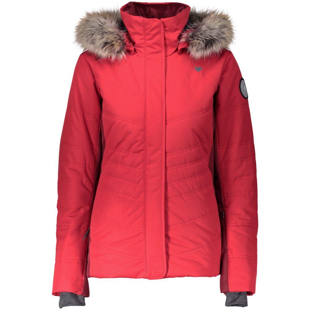 オバマイヤー Obermeyer レディース スキー・スノーボード アウター【Tuscany II Ski Jacket 2019】Red Bravado