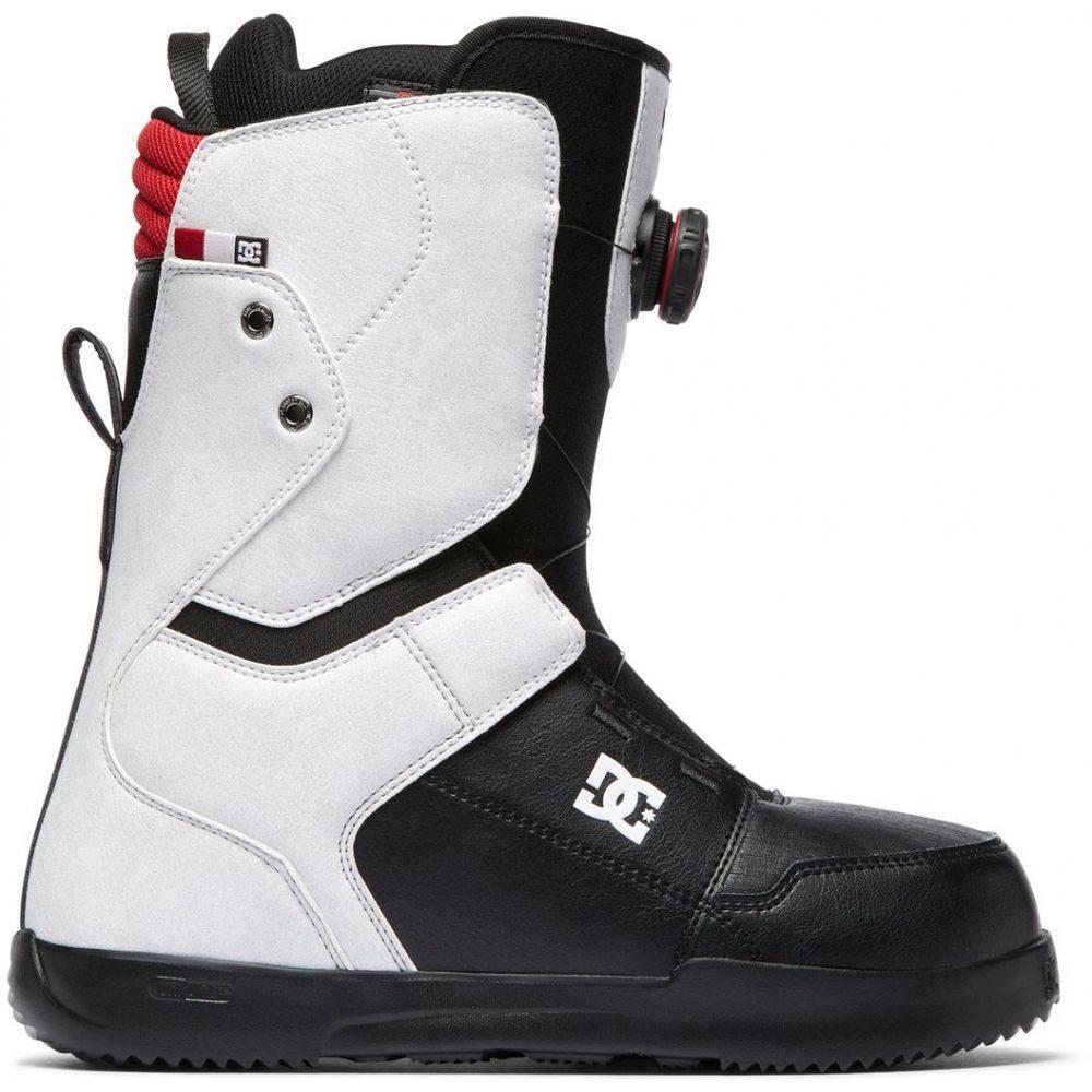 ディーシー DC メンズ スキー・スノーボード シューズ・靴【Scout BOA Snowboard Boots 2019】White