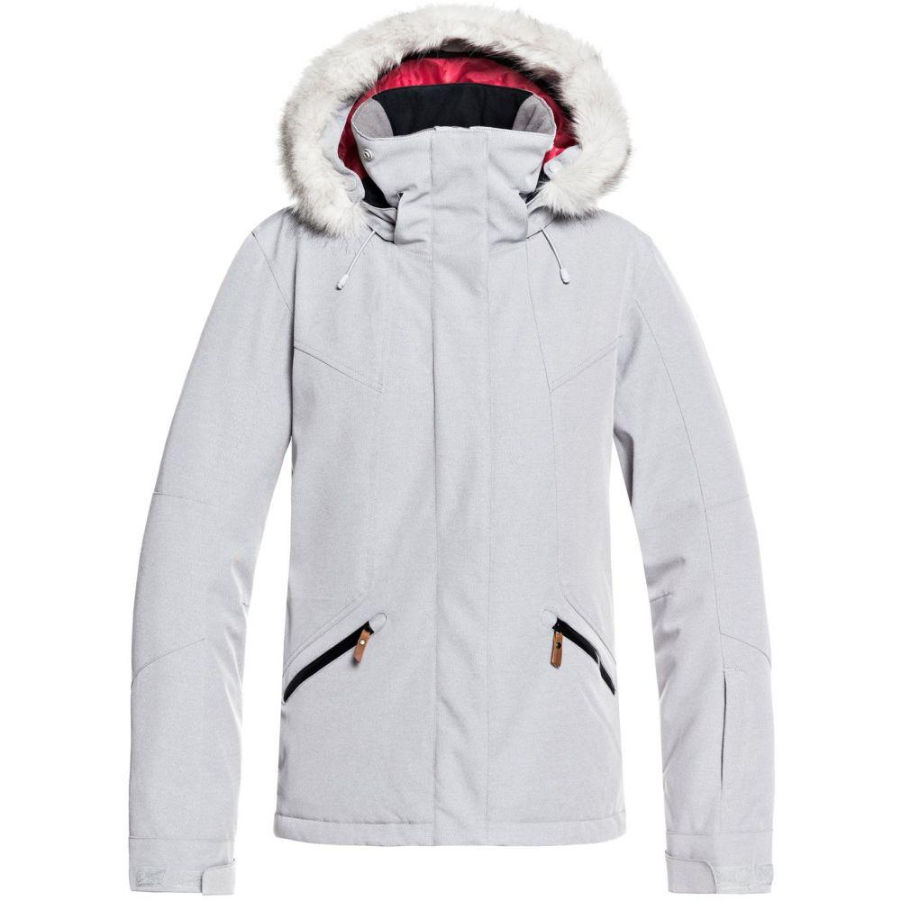 ロキシー Roxy レディース スキー・スノーボード アウター【Atmosphere Snowboard Jacket 2019】Warm Heather Grey