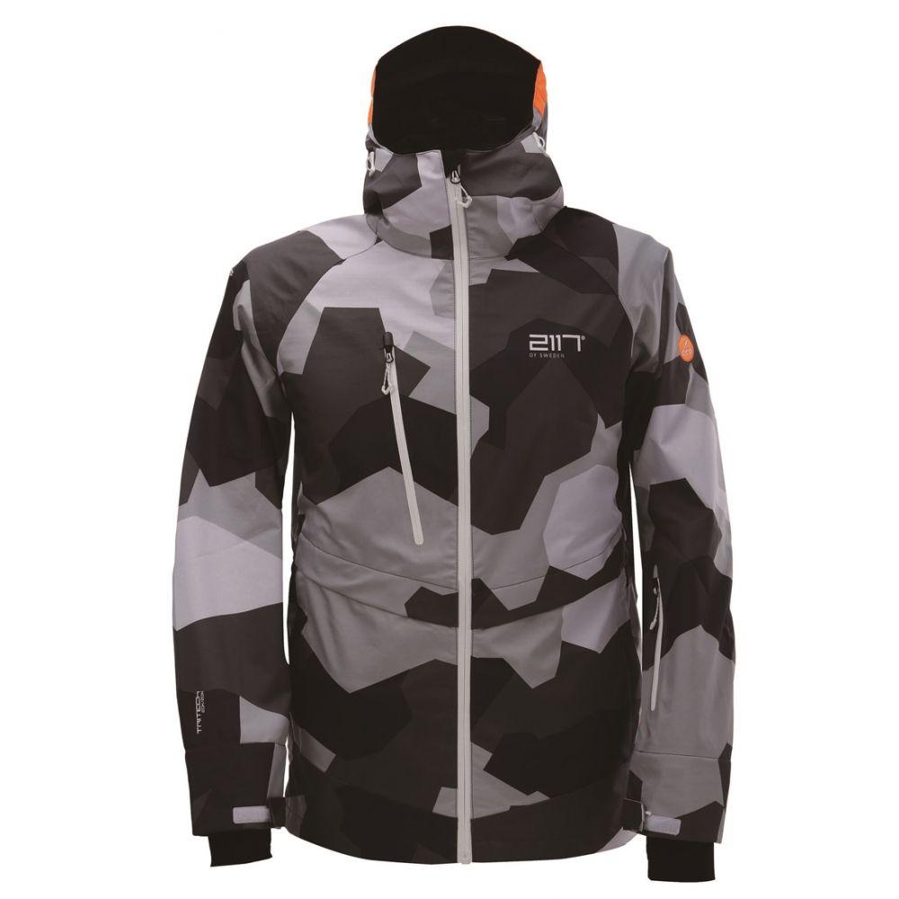 2117オブ Jacket of スウェーデン 2117 of Sweden Sweden メンズ スキー・スノーボード アウター【2117 Of Sweden Rammen Ski Jacket 2019】Ink Camo, ONE'S YOKOHAMA:154e55a3 --- sunward.msk.ru