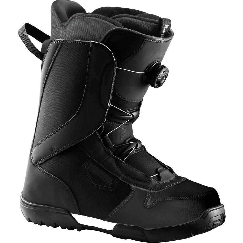 ロシニョール Rossignol メンズ スキー・スノーボード シューズ・靴【Crank BOA H3 Snowboard Boots 2019】Black