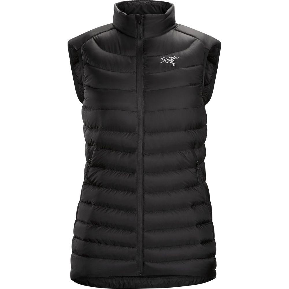 アークテリクス Arc'teryx レディース スキー・スノーボード トップス【Cerium LT Vest】Black