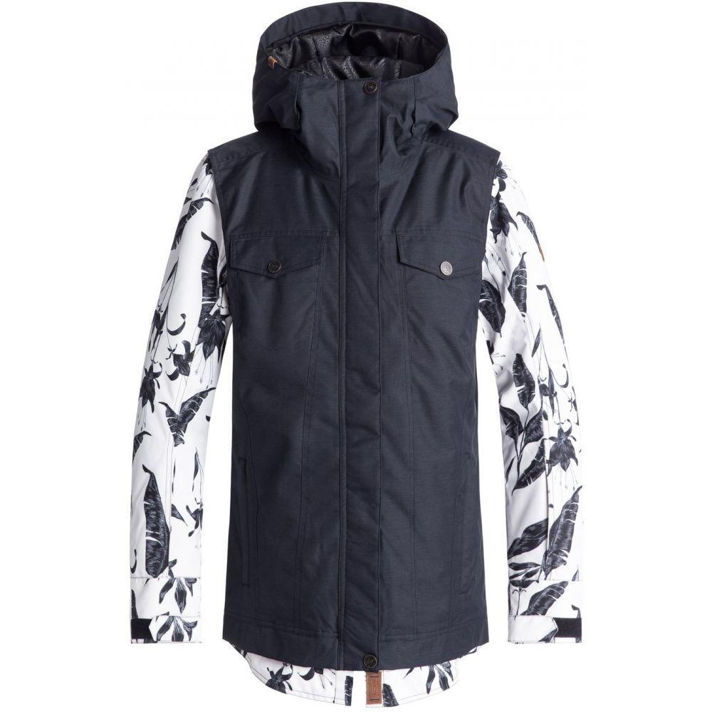 ロキシー Roxy レディース スキー・スノーボード アウター【Ceder Snowboard Jacket 2019】Egret/Love Letter