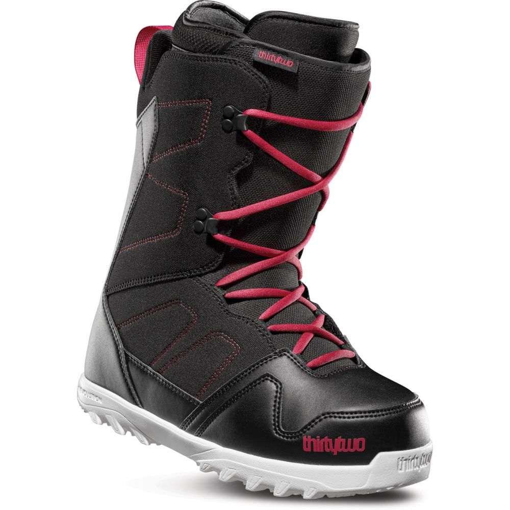 サーティーツー Thirty Two メンズ スキー・スノーボード シューズ・靴【32 - Exit Snowboard Boots 2019】Black/Red/White