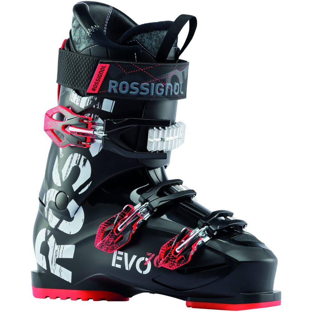 ロシニョール Rossignol メンズ スキー・スノーボード シューズ・靴【Evo 70 Ski Boots 2019】Black/Red