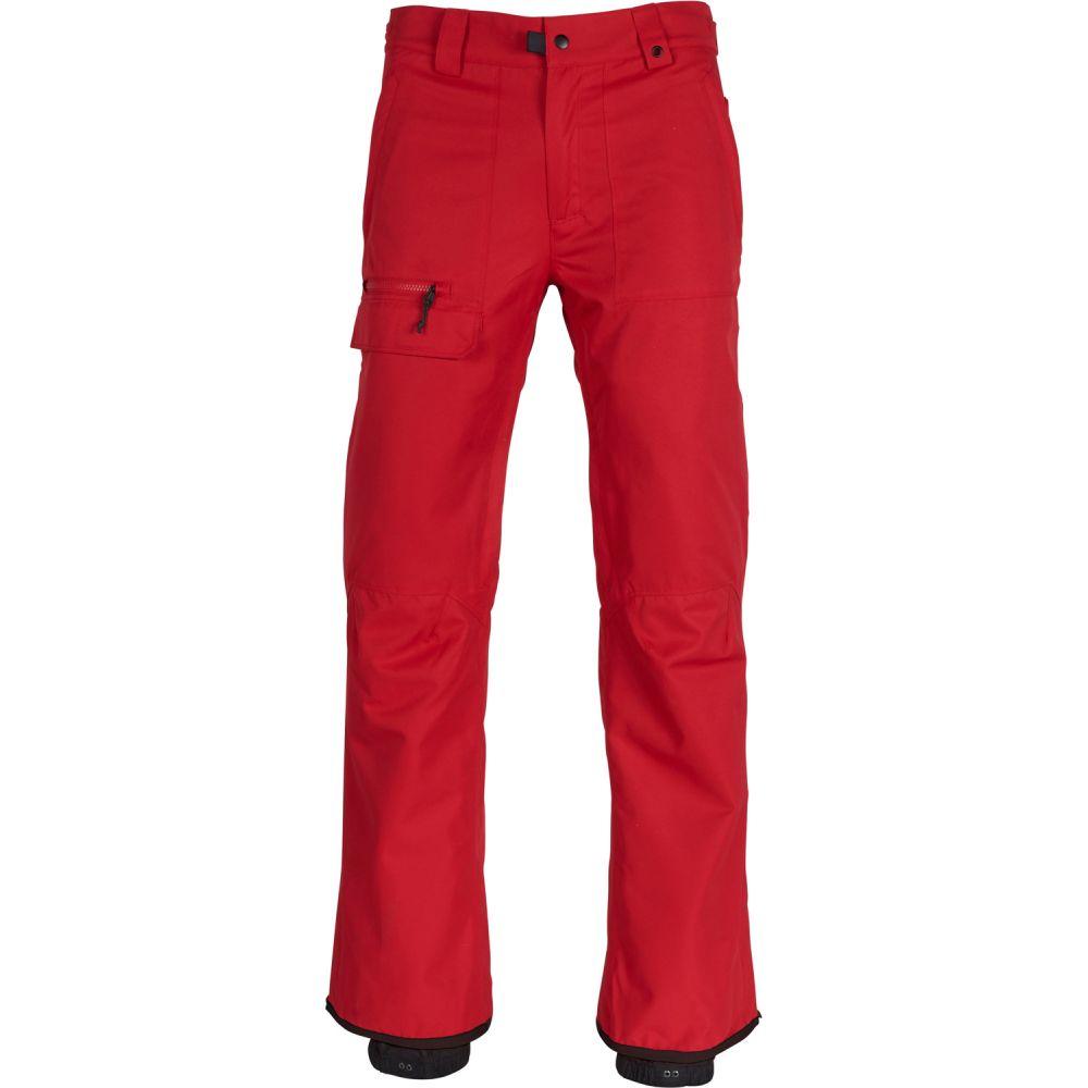 シックス エイト シックス 686 メンズ スキー・スノーボード ボトムス・パンツ【Vice Shell Snowboard Pants 2019】Red