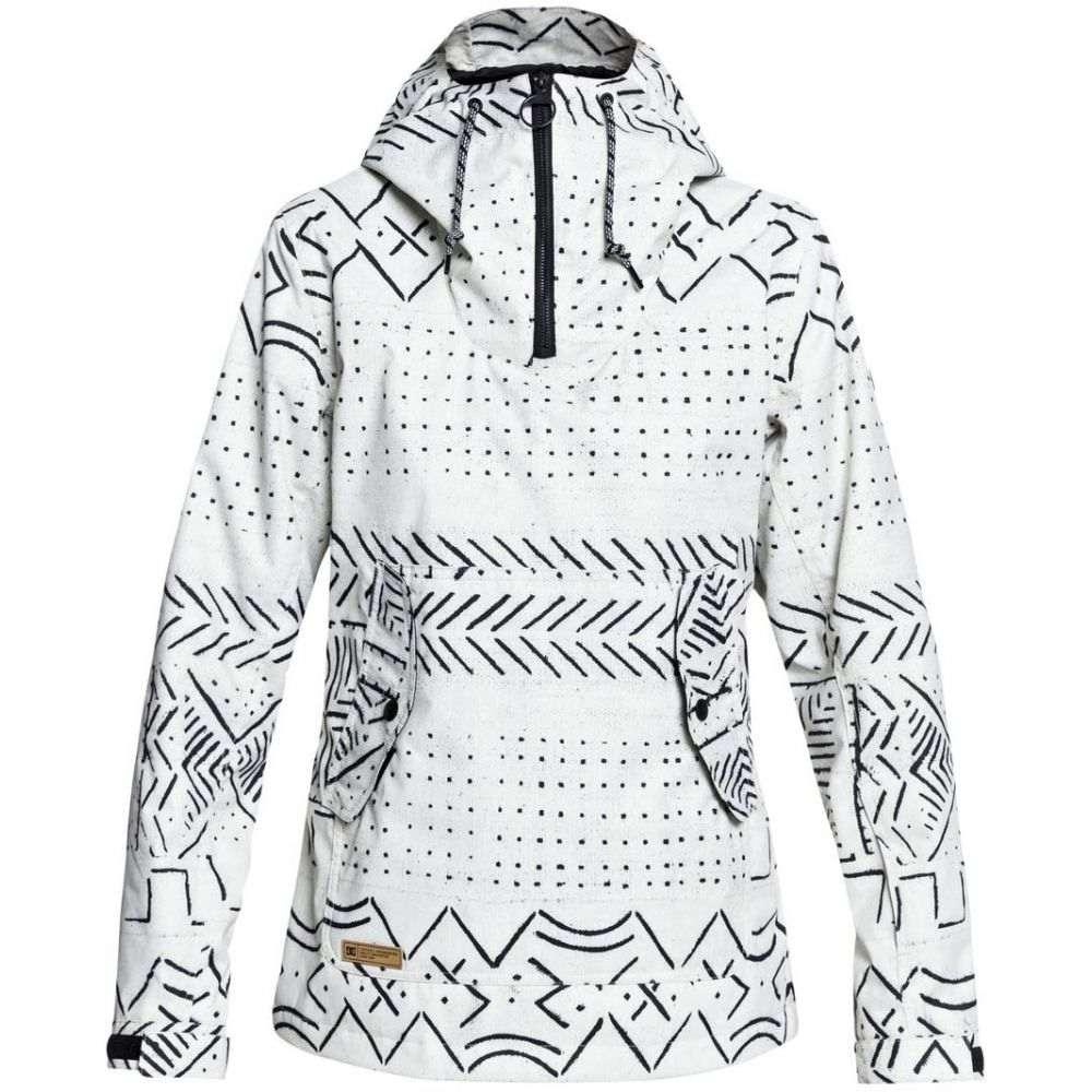 ディーシー DC レディース スキー・スノーボード アウター【Skyline Snowboard Jacket 2019】Silver Birch Mud Cloth A