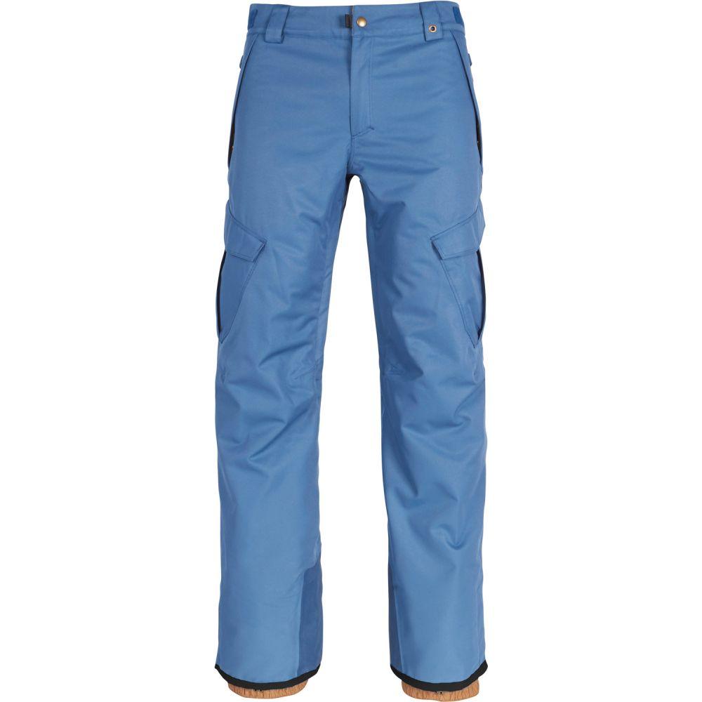 シックス エイト シックス 686 メンズ スキー・スノーボード ボトムス・パンツ【Infinity Insulated Cargo Snowboard Pants 2019】Bluesteel