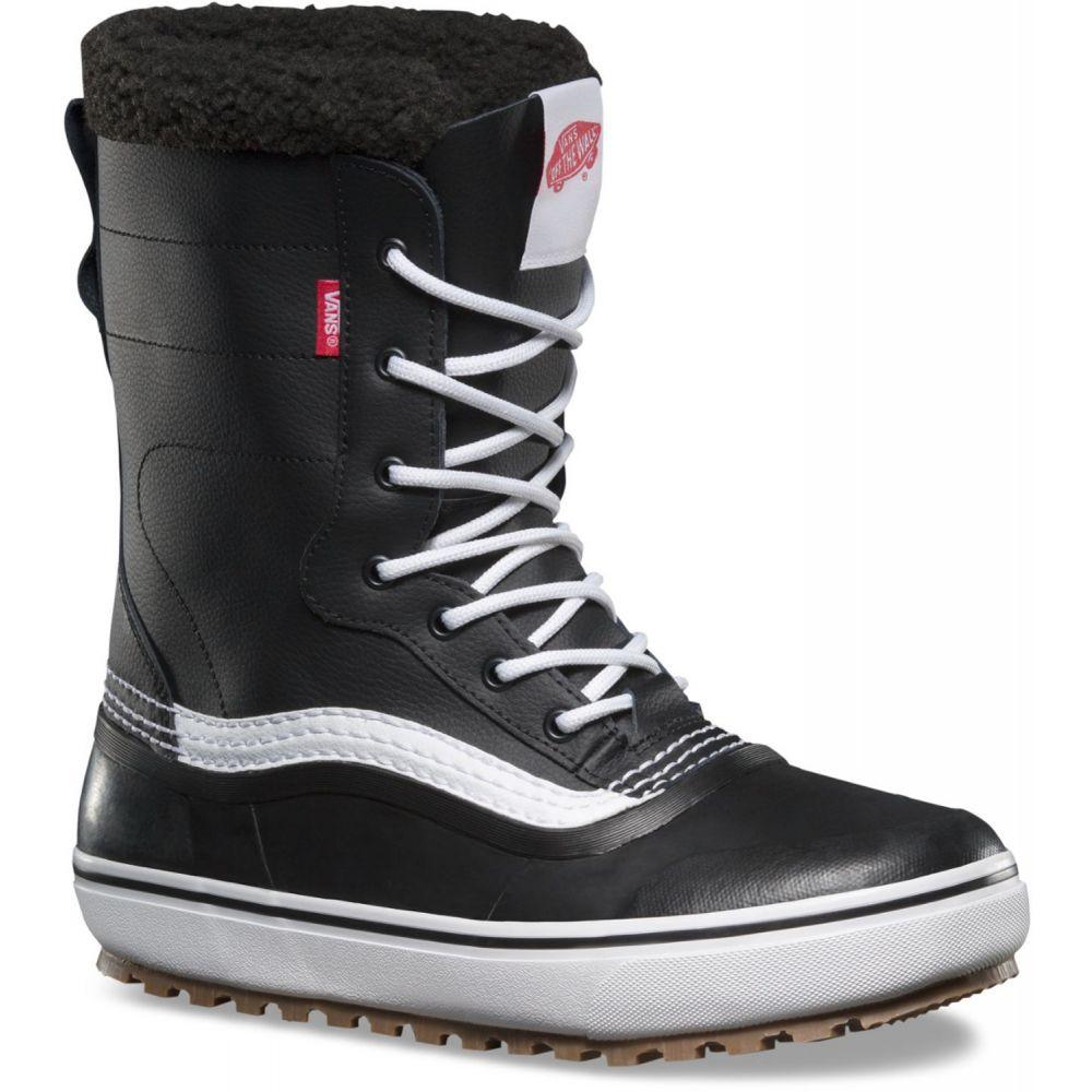 ヴァンズ Vans メンズ スキー・スノーボード シューズ・靴【Standard Snow Boots】Black/White