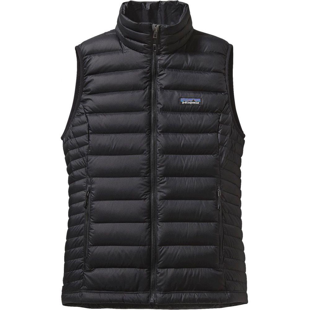 パタゴニア Patagonia レディース スキー・スノーボード トップス【Down Sweater Vest】Black