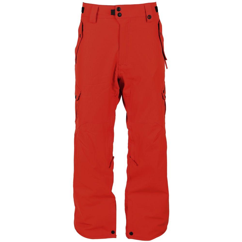 シックス エイト シックス 686 メンズ スキー・スノーボード ボトムス・パンツ【Defender Cargo Snowboard Pants 2019】Red
