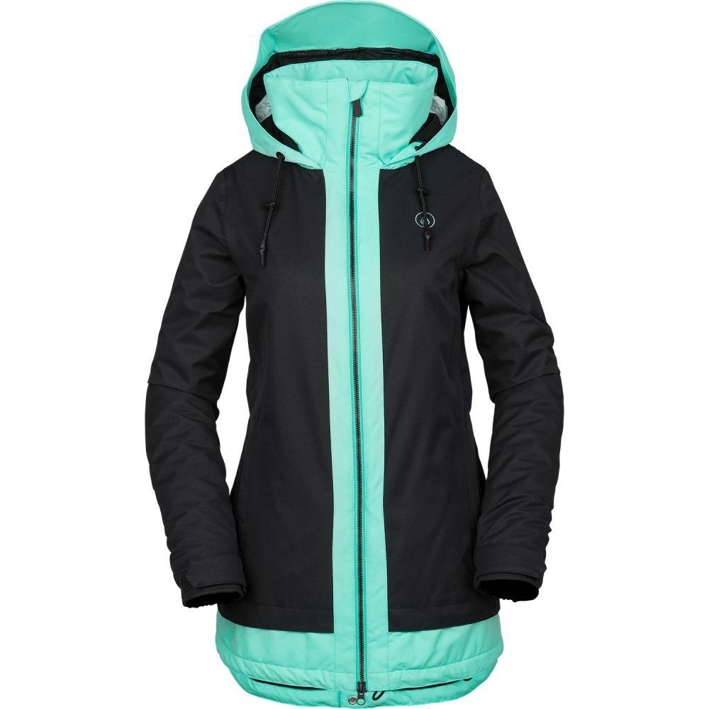 ボルコム Volcom レディース スキー・スノーボード アウター【Westland Insulated Snowboard Jacket 2019】Black