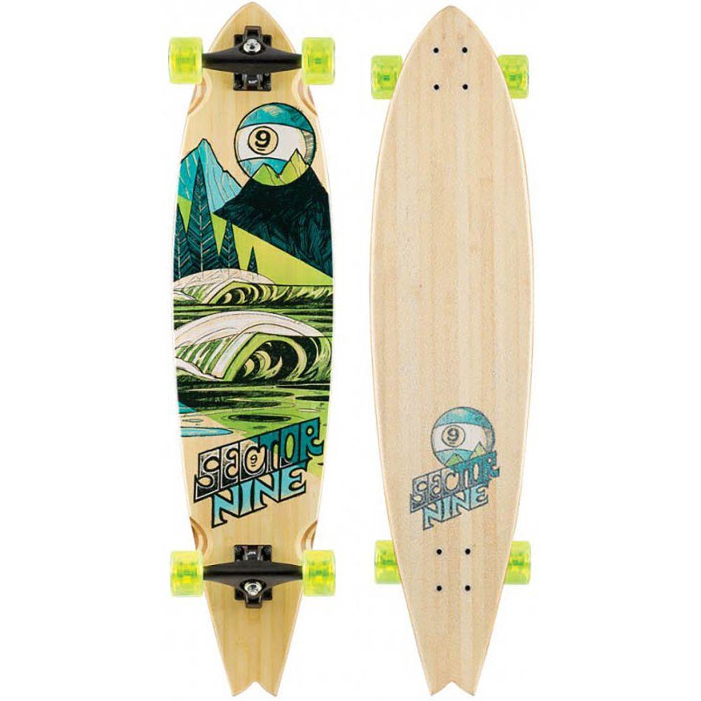 セクターナイン Sector 9 メンズ スケートボード ボード・板【Offshore Longboard Complete】