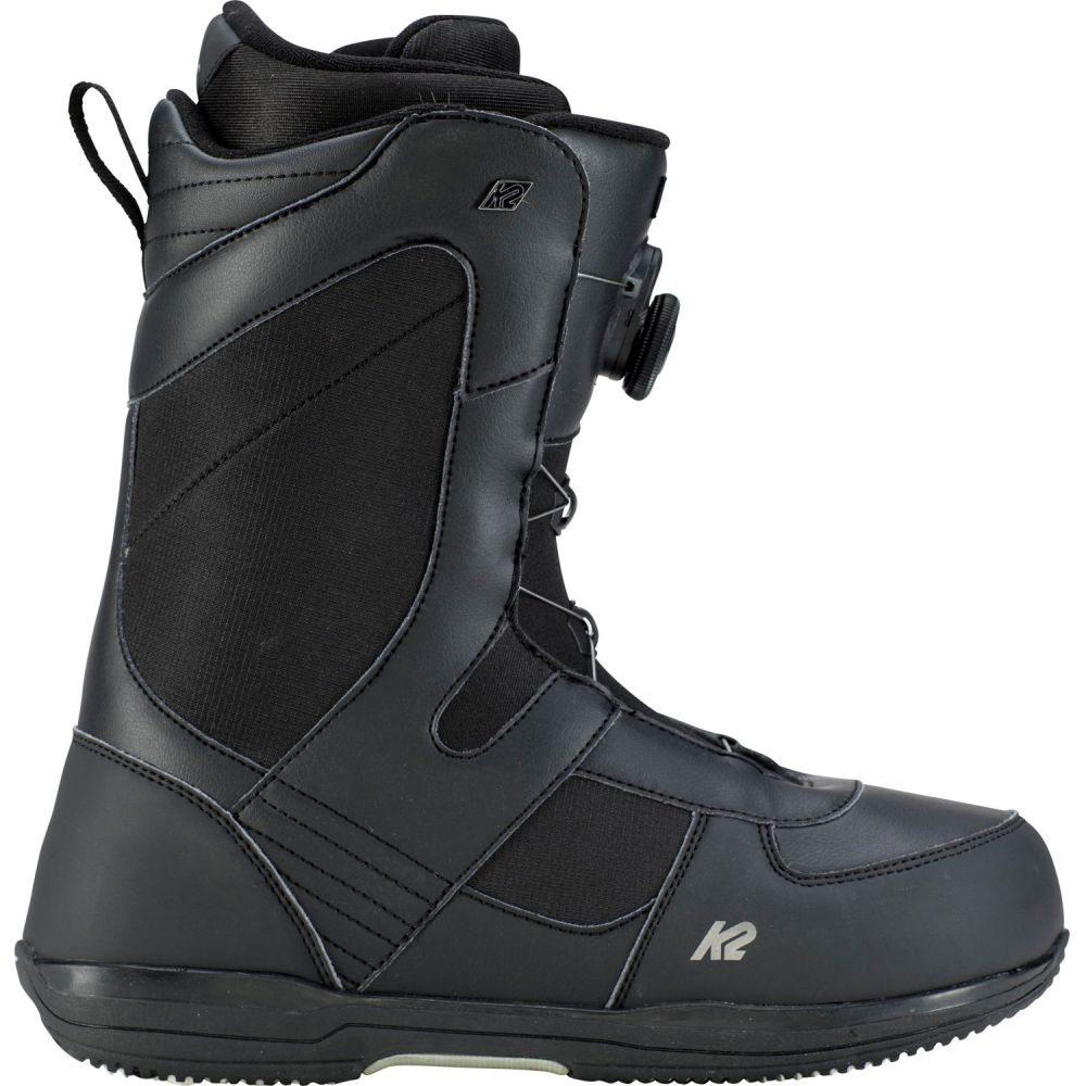 ケーツー K2 メンズ スキー・スノーボード シューズ・靴【Market Snowboard Boots 2019】Black