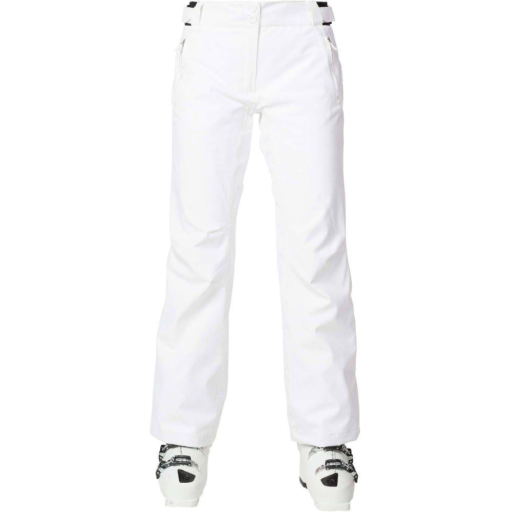 ロシニョール Rossignol レディース スキー・スノーボード ボトムス・パンツ【Ski Pants 2019】White