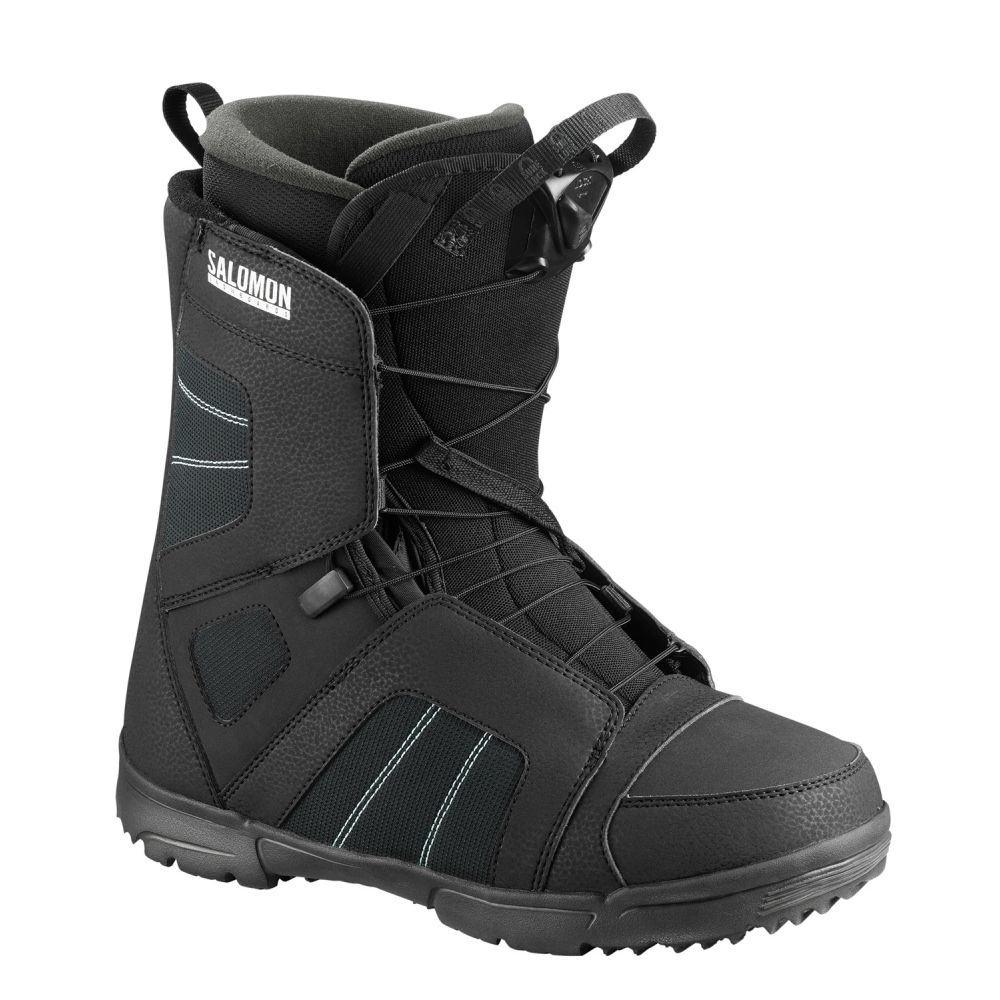 サロモン Salomon メンズ スキー・スノーボード シューズ・靴【Titan Snowboard Boots 2019】Black