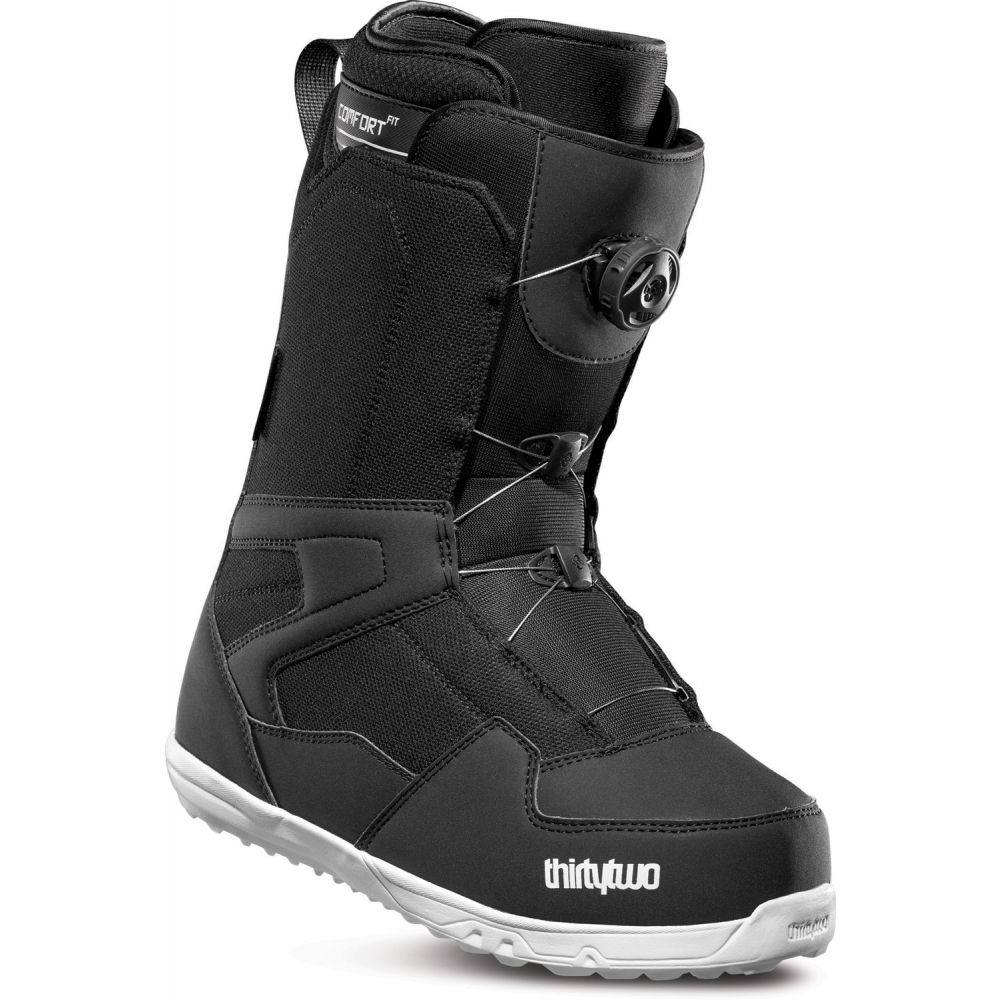 サーティーツー Thirty Two メンズ スキー・スノーボード シューズ・靴【32 - Shifty BOA Snowboard Boots 2019】Black