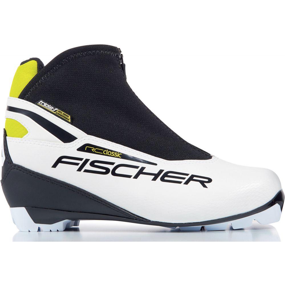 フィッシャー Fischer レディース スキー・スノーボード シューズ・靴【RC Classic My Style XC Ski Boots 2019】White/Black