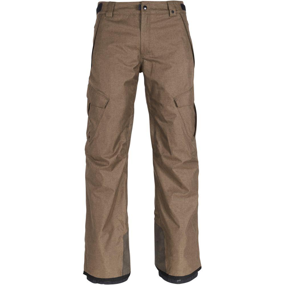 シックス エイト シックス 686 メンズ スキー・スノーボード ボトムス・パンツ【Infinity Insulated Cargo Snowboard Pants 2019】Khaki Melange