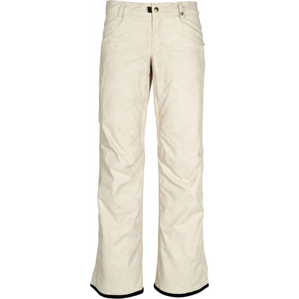 シックス エイト シックス 686 レディース スキー・スノーボード ボトムス・パンツ【Patron Insulated Snowboard Pants 2019】Bone Wash