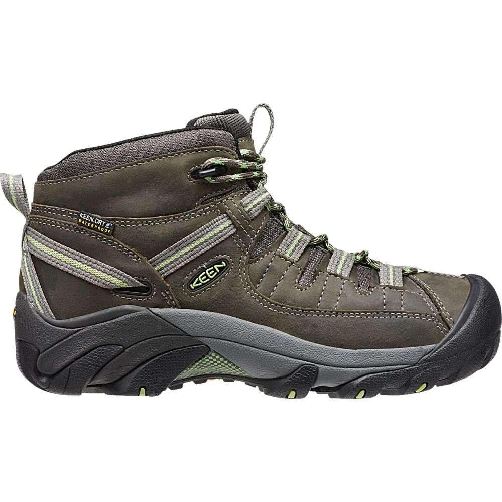 キーン Keen レディース ハイキング・登山 シューズ・靴【Targhee II Mid WP Hiking Boots】Raven/Opaline