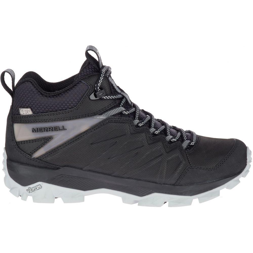 メレル Merrell レディース ハイキング・登山 シューズ・靴【Thermo Freeze Mid Waterproof Hiking Boots】Black Vapor