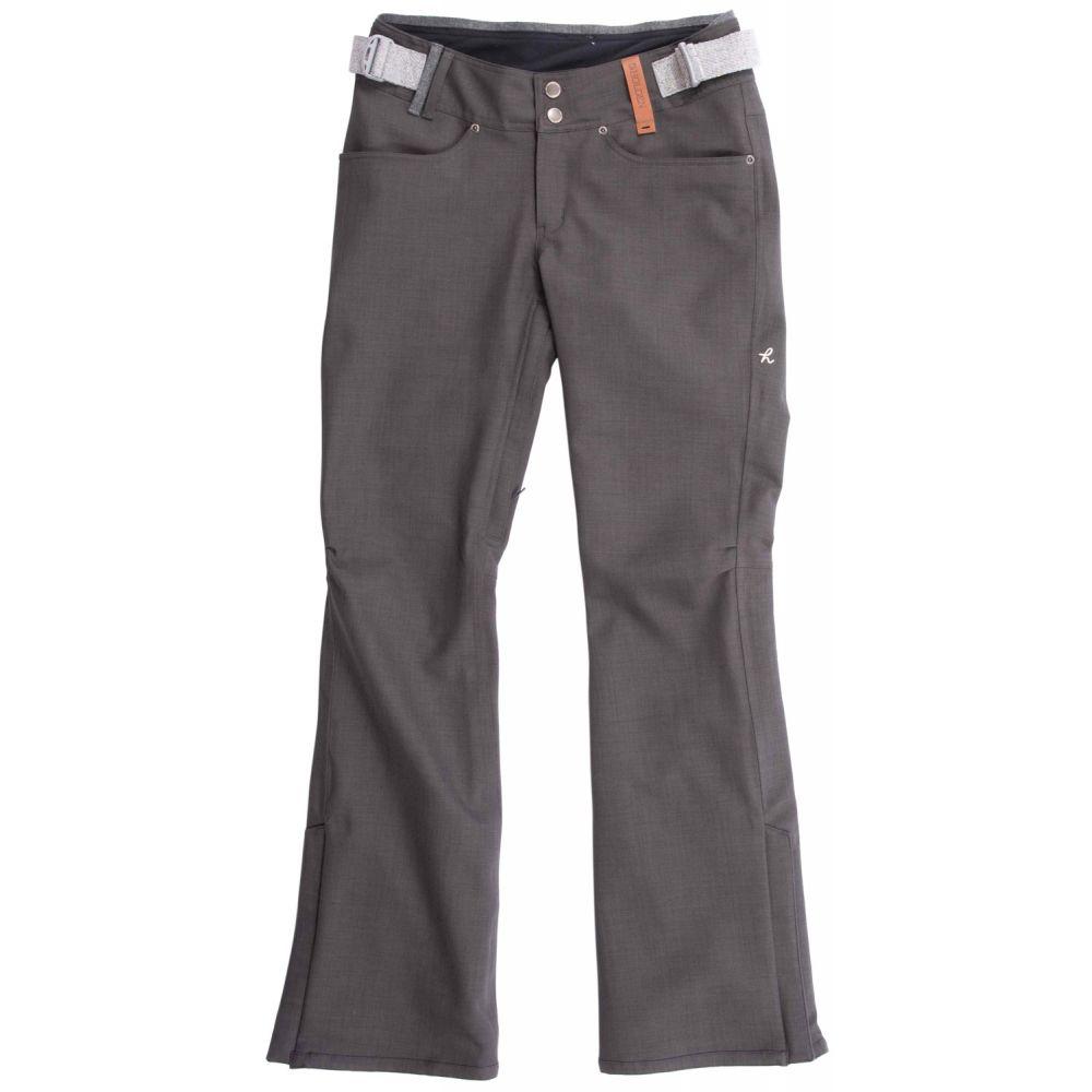 ホールデン Holden レディース スキー・スノーボード ボトムス・パンツ【Skinny Standard Snowboard Pants】Flint