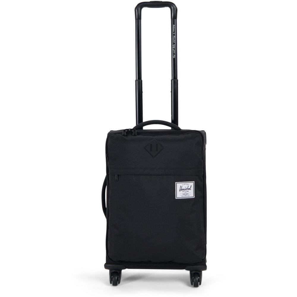 ハーシェル サプライ Herschel メンズ バッグ スーツケース・キャリーバッグ【Highland Carry-On Wheeled Travel Bag】Black