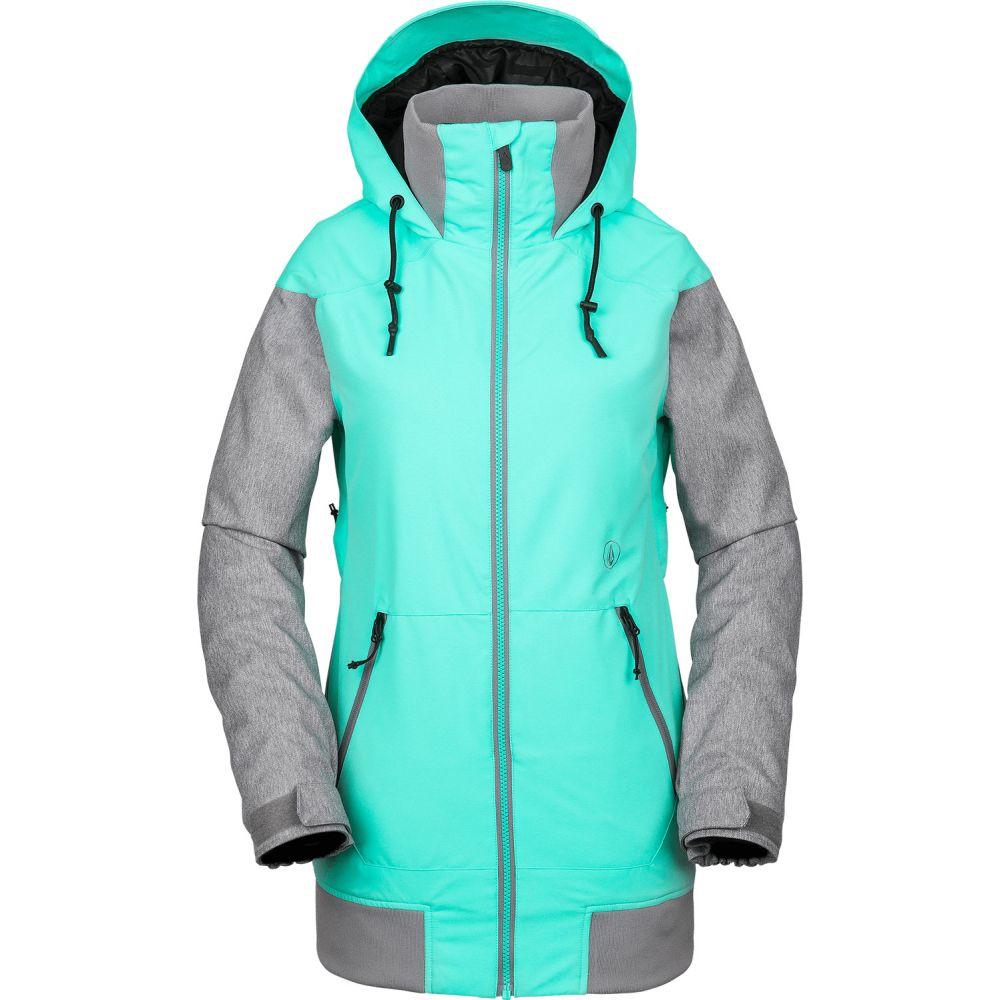 ボルコム Volcom レディース スキー・スノーボード アウター【Meadow Insulated Snowboard Jacket 2019】Jade