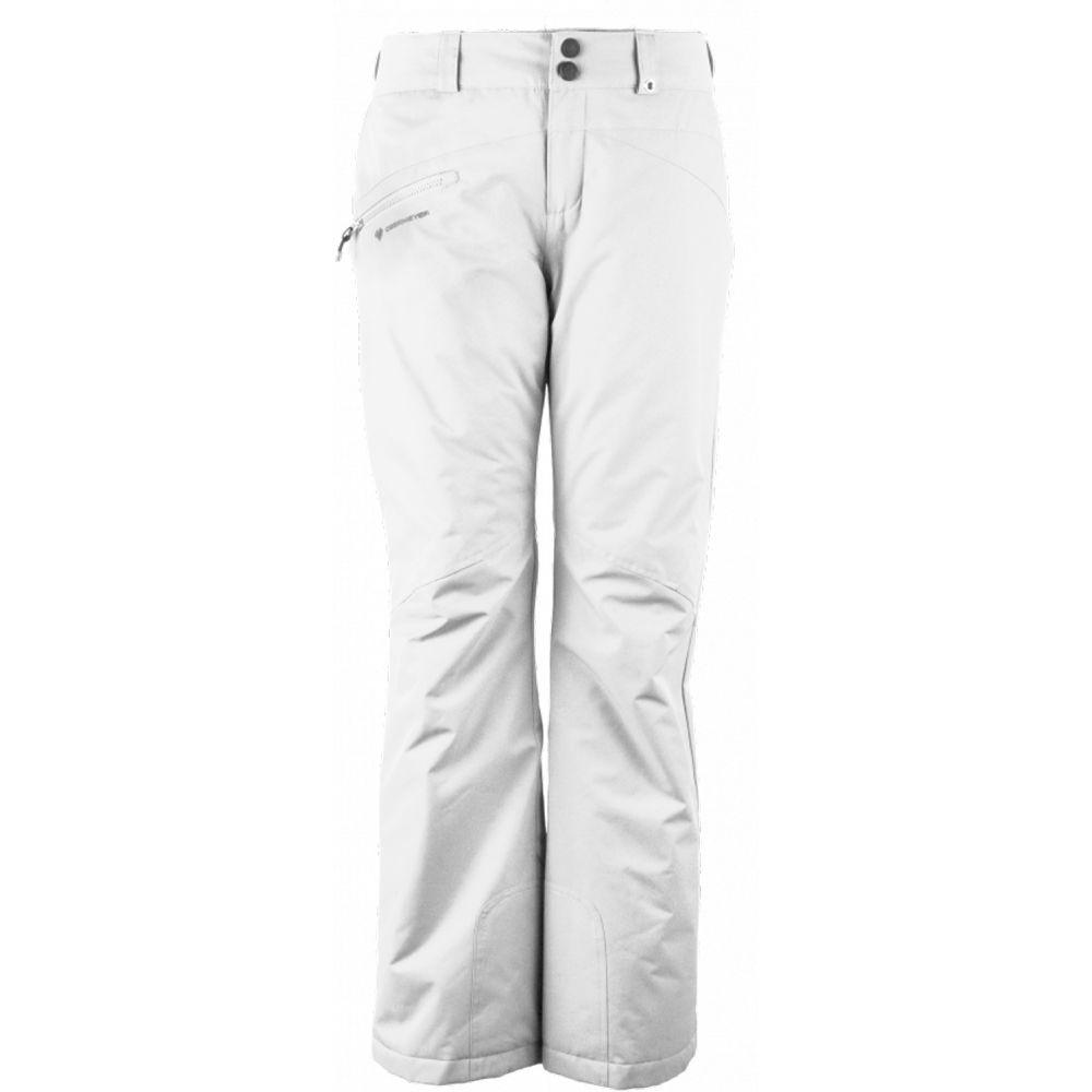 オバマイヤー Obermeyer レディース スキー・スノーボード ボトムス・パンツ【Malta Long Ski Pants 2019】White