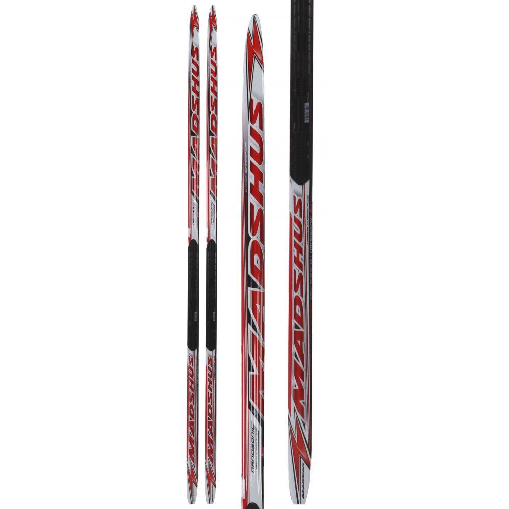 マズシャス Madshus メンズ スキー・スノーボード ボード・板【Nanosonic Carbon Classic Plus XC Skis】
