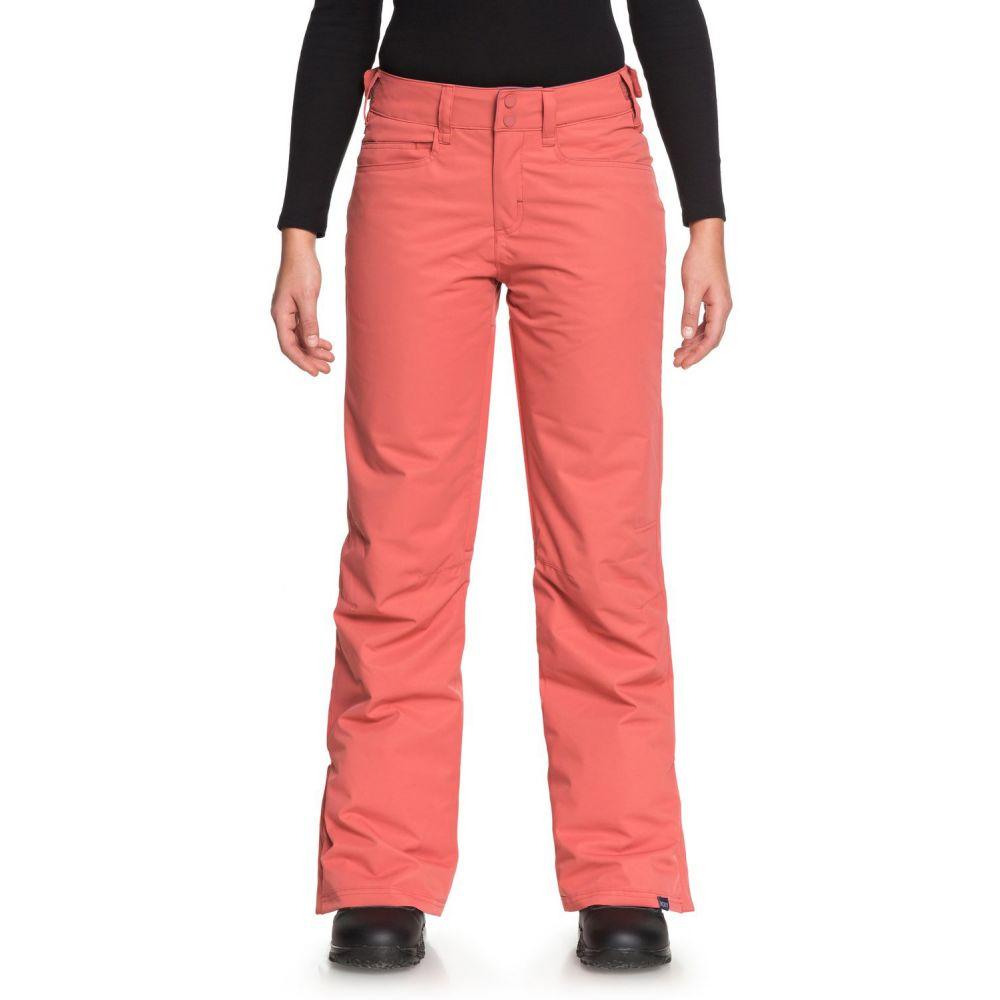 ロキシー Roxy レディース スキー・スノーボード ボトムス・パンツ【Backyard Snowboard Pants 2019】Dusty Cedar