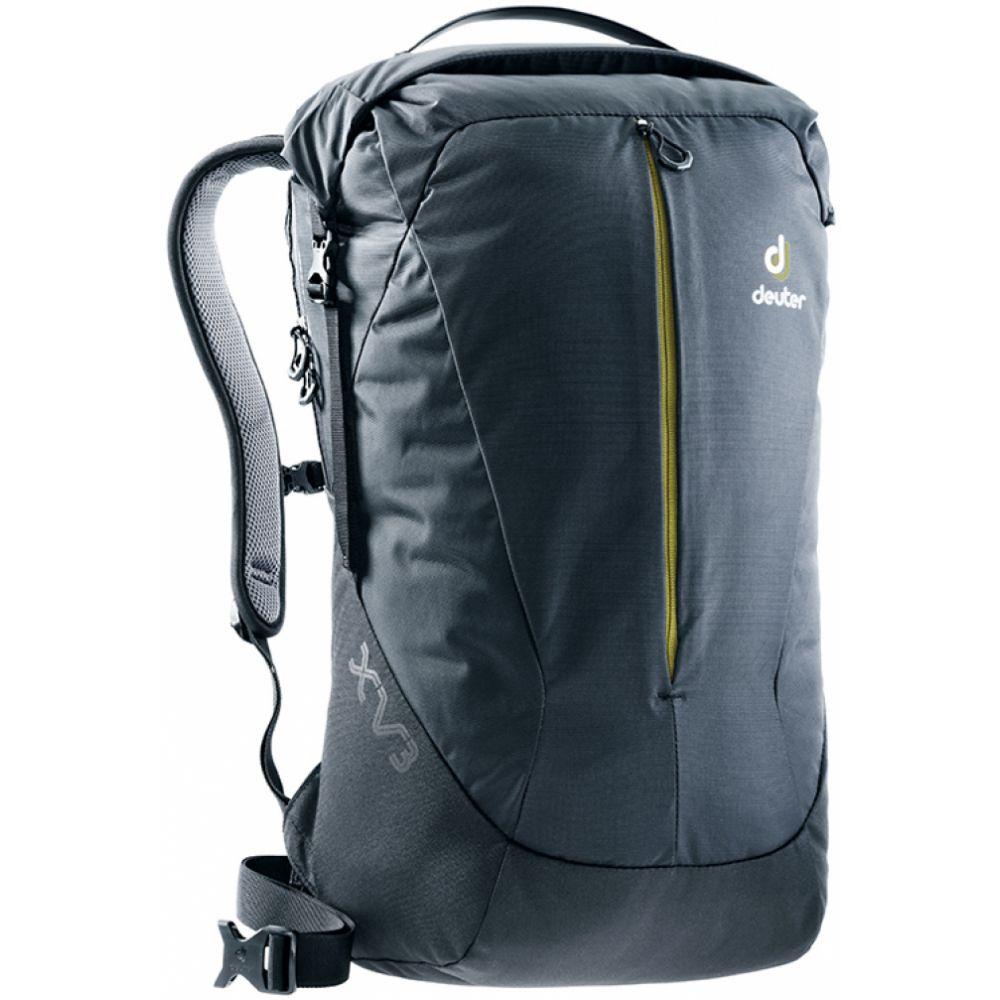 ドイター Deuter メンズ バッグ バックパック・リュック【XV 3 Backpack】Black