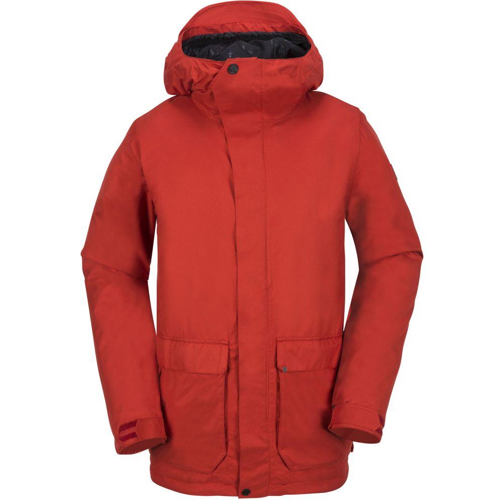 ボルコム Volcom メンズ スキー・スノーボード アウター【Utilitarian Snowboard Jacket】Burnt Orange