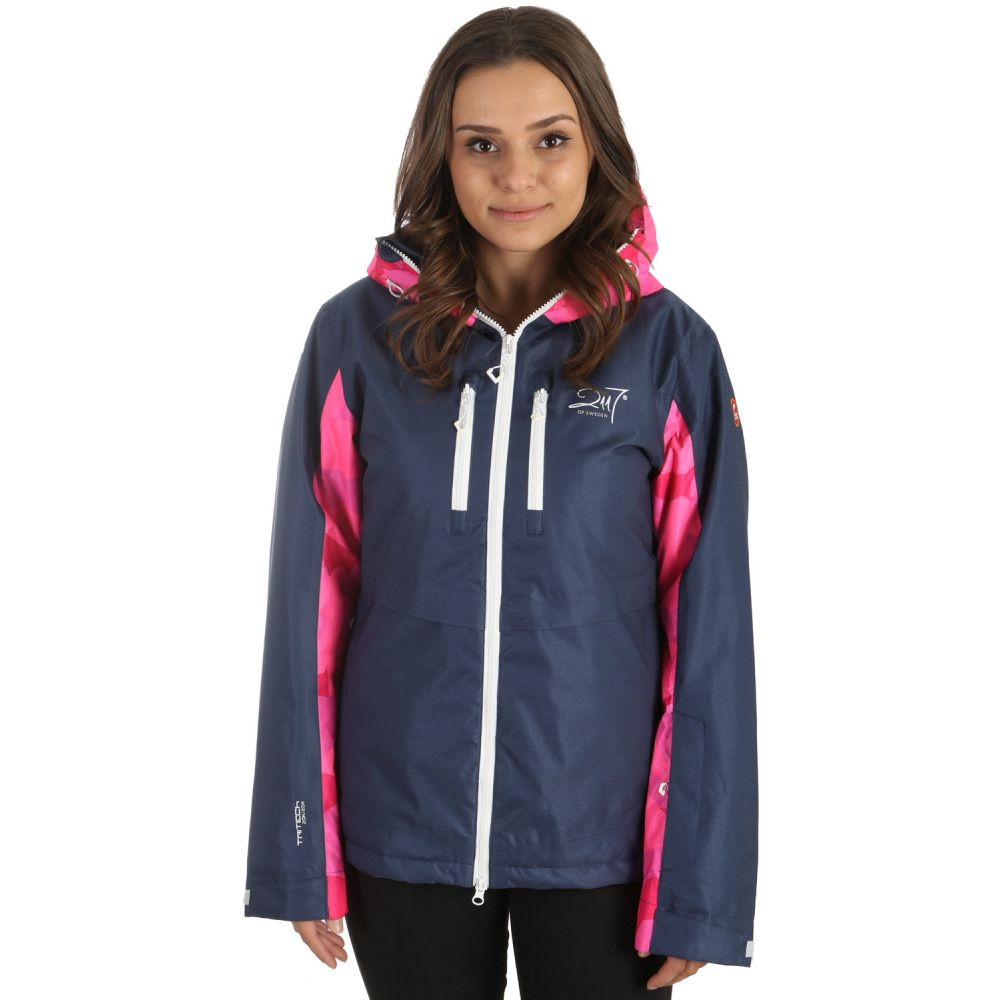 2117オブ スウェーデン 2117 of Sweden レディース スキー・スノーボード アウター【Ope Eco Snowboard/Ski Jacket】Dark Navy