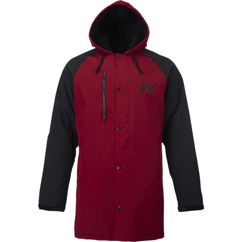 注目の アナログ Jacket】Blood/Black Analog メンズ Snowboard スキー Analog・スノーボード アウター【Stadium Parka Snowboard Jacket】Blood/Black, エアコンのタナチュウ:1774844f --- canoncity.azurewebsites.net