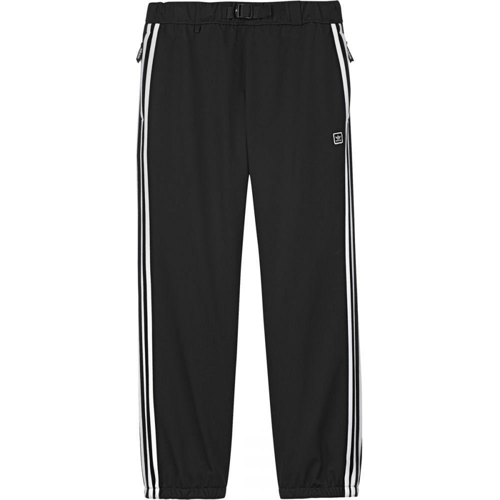 アディダス Adidas メンズ スキー・スノーボード ボトムス・パンツ【Lazy Man Snowboard Pants 2019】Black/White