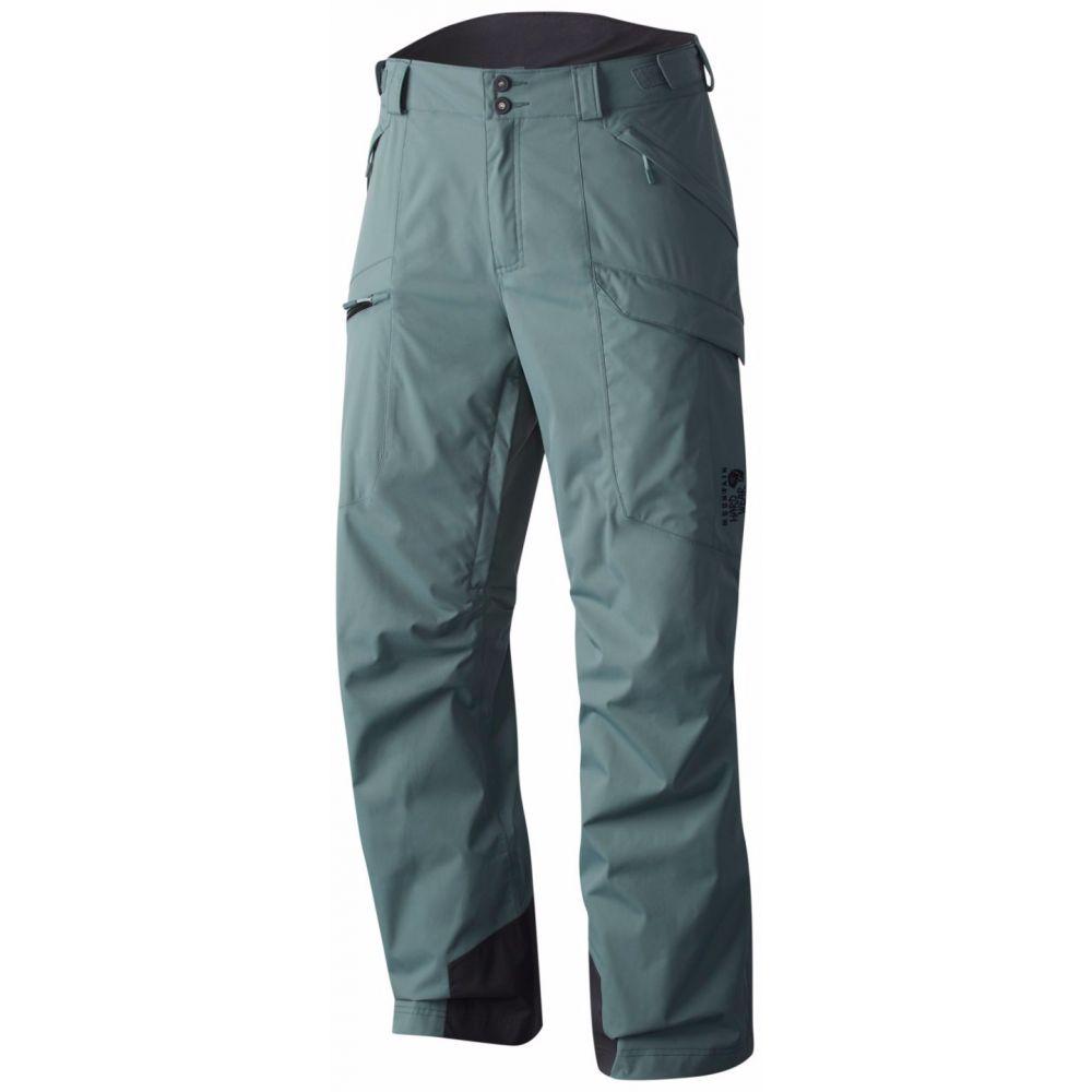マウンテンハードウェア Mountain Hardwear メンズ スキー・スノーボード ボトムス・パンツ【Returnia Cargo Ski Pants】Thunderhead Grey