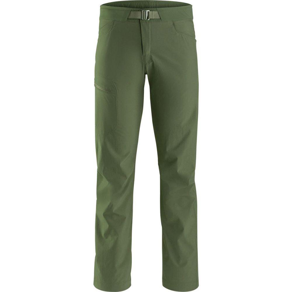 アークテリクス Arc'teryx メンズ ハイキング・登山 ボトムス・パンツ【Lefroy Hiking Pants】Mongoose