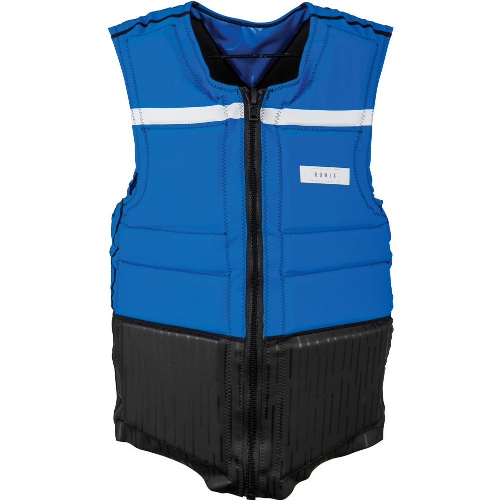 ロニックス Ronix メンズ トップス【Parks Athletic Fit NCGA Wakeboard Vest】White/Blue/Black
