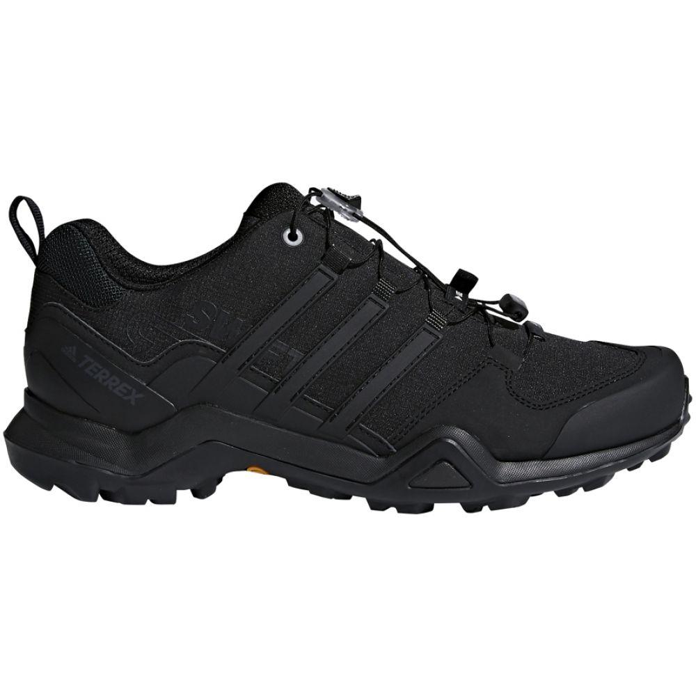 アディダス Adidas メンズ ハイキング・登山 シューズ・靴【Terrex Swift R2 Hiking Shoes】Black/Black/Black